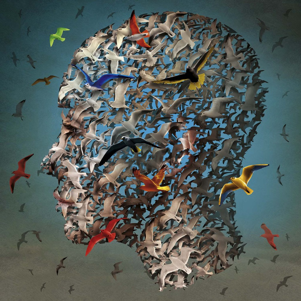 Bird head-Igor Morski | Illustrator And Graphic Designer